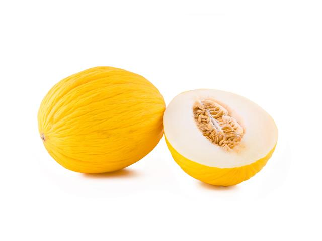 Landon WIS Yellow canary type melon seeds